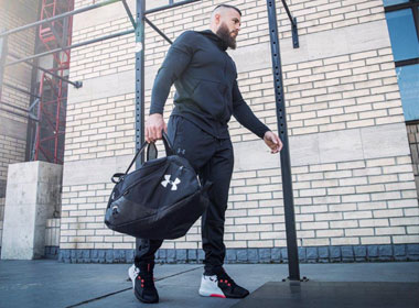 Under Armour - Train like a PRO