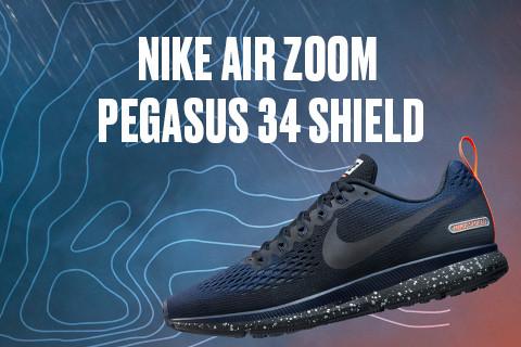 RECENZIJA NOVOG NIKE PEGASUS 34 SHIELD MODELA: Je li novi Štit iz Nike-a opravdao svoje ime?