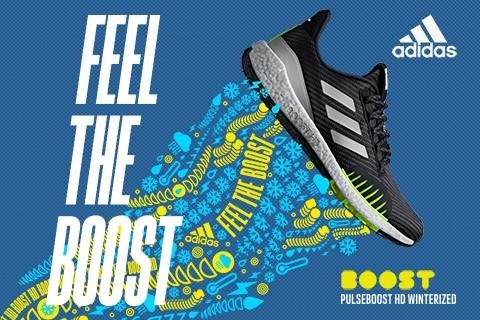 Spremni za trčanje u zimskim uslovima: Adidas PulseBoost HD Winterized