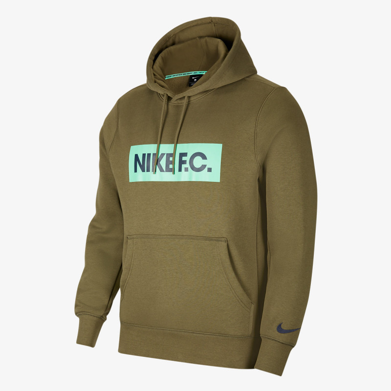 NIKE M NK FC ESSNTL FLC HOODIE PO