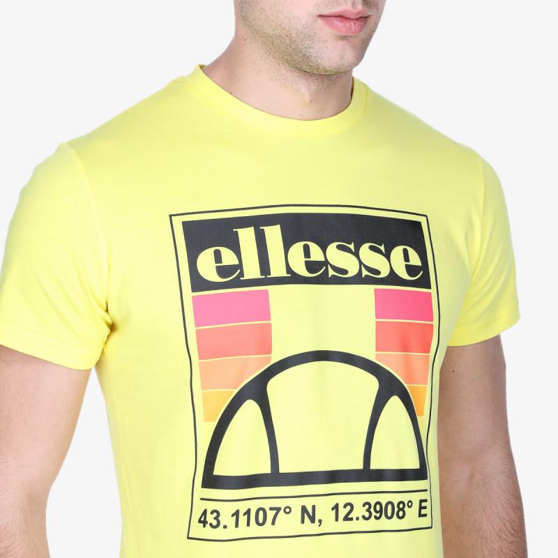ELLESSE MENS ESSENTIALS T-SHIRT