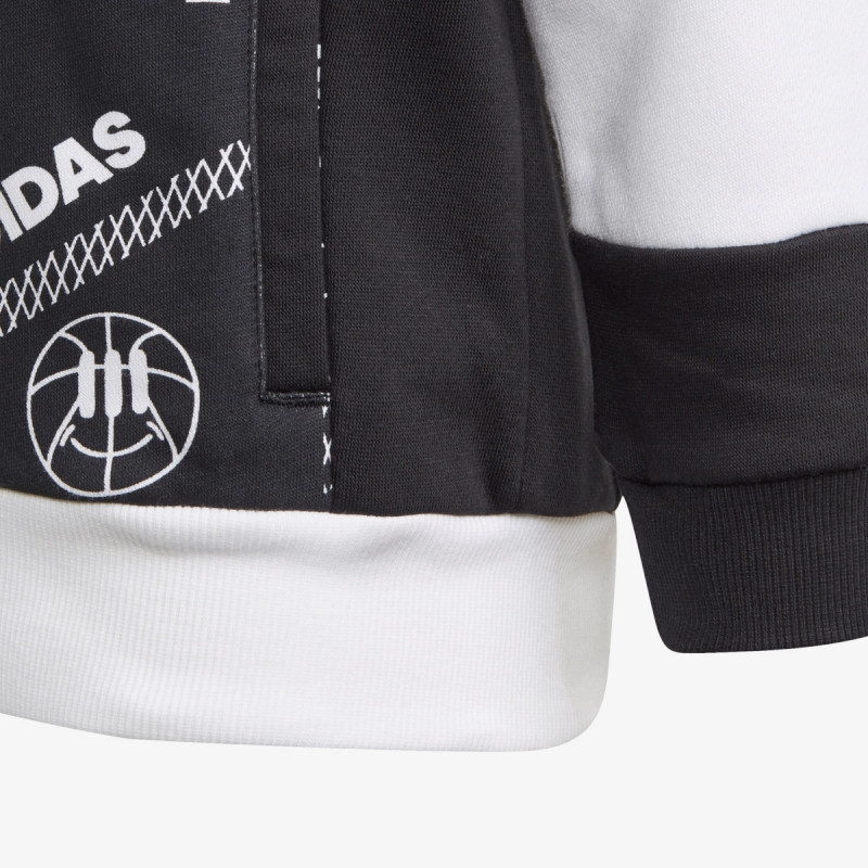 adidas LB FLEECE JKT