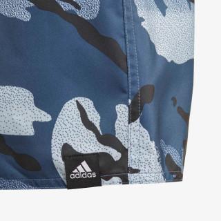 adidas YB CAMO SHORTS