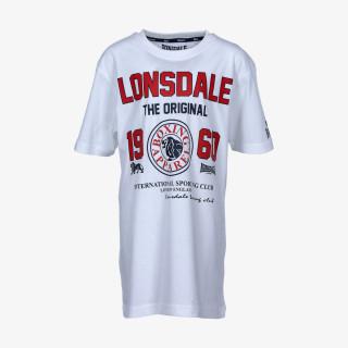 LONSDALE RETRO 1 TEE B