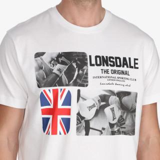LONSDALE RAG T-SHIRT