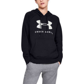 UNDER ARMOUR ODJECA-DUKS-RIVAL FLEECE SPORTSTYLE GRAPHIC HOODIE