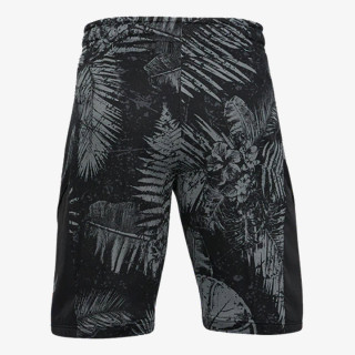 UNDER ARMOUR ODJECA-SORC-PROJECT ROCK TERRY PRINTED SHORT