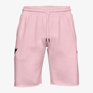 UNDER ARMOUR UA PJT ROCK CC FLEECE SHORT
