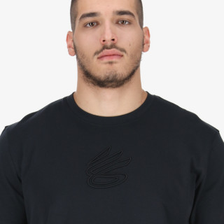 UNDER ARMOUR CURRY EMBROIDERED UNDRTD TEE