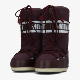 MOON BOOT OBUCA-CIZME-MOON BOOT NYLON BURGUNDY