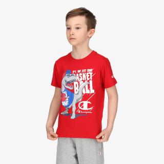CHAMPION BOYS BALL T-SHIRT