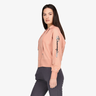 CHAMPION LADY NET FULL ZIP HOODY