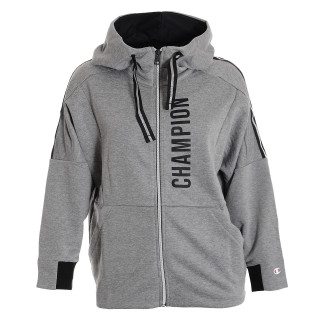 CHAMPION ODJECA-DUKS-LADY SHINE FULL ZIP HOODY