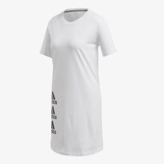 ADIDAS ODJECA-HALJINA-W STACK T DRESS