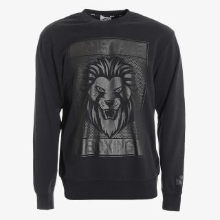 LONSDALE ODJECA DUKS BLK LION SWEAT
