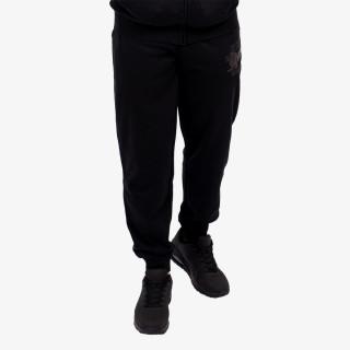 LONSDALE S21 BLACK CUFF PANT