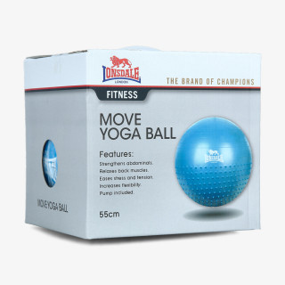 LONSDALE LOPTA-LNSD MOVE YOGA BALL