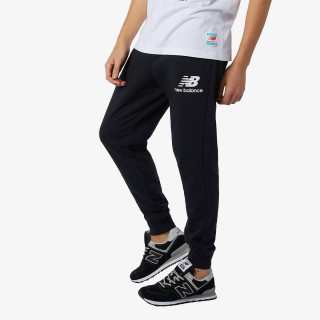 NEW BALANCE NB ESSENTIAL STACK LOGO SLIM SWEATPANT