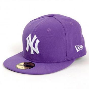 NEW ERA KACKET-MLB BASIC NY PURPLE