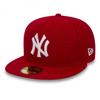 NEW ERA KACKET-MLB BASIC NEW YORK YANKEES  SCARLET