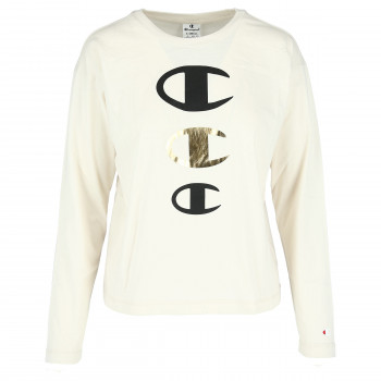CHAMPION ODJECA-MAJICA-LONG SLEEVE T-SHIRT