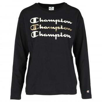 CHAMPION ODJECA-MAJICA-LONG SLEEVE T-SHIRT