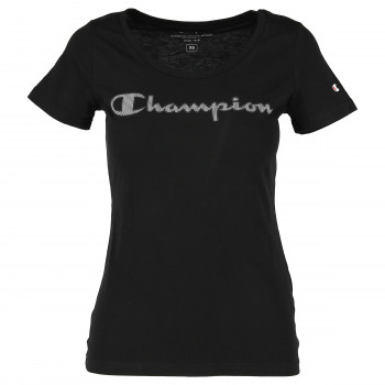 CHAMPION ODJECA-MAJICA-LADY PLAIN LOGO T-SHIRT