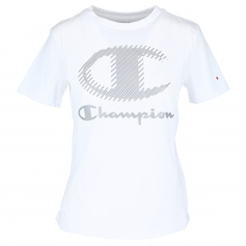 CHAMPION ODJECA-MAJICA-LADY PLAIN T-SHIRT