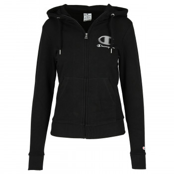 CHAMPION ODJECA-DUKS-LADY PLAIN FULL ZIP HOODY