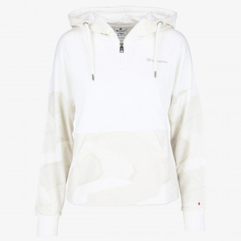 CHAMPION ODJECA-DUKS-LADY PRINTED ZIP HOODY