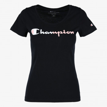 CHAMPION ODJECA-MAJICA-LADY TECH BLOCH T-SHIRT