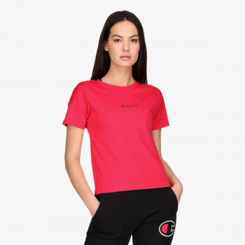 CHAMPION CHAMPION CHAMPION LADY COLOR BLOCK T-SHIRT
