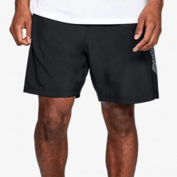 UNDER ARMOUR ODJECA-SORC-WOVEN GRAPHIC SHORT
