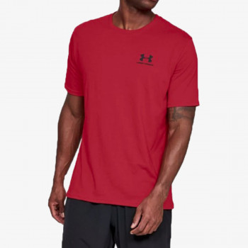 UNDER ARMOUR ODJECA-MAJICA-SPORTSTYLE LEFT CHEST SS