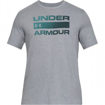 UNDER ARMOUR ODJECA-MAJICA-UA TEAM ISSUE WORDMARK SS