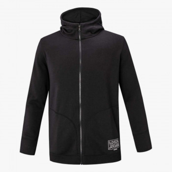 UNDER ARMOUR ODJECA-DUKS-UA BASELINE FLEECE FZ HOOD