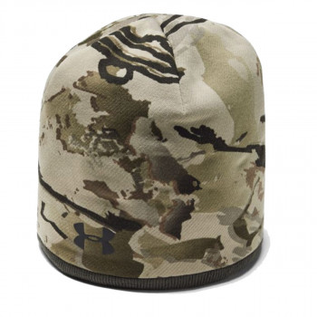 UNDER ARMOUR KAPA-MEN'S REVERSIBLE CAMO BEANIE