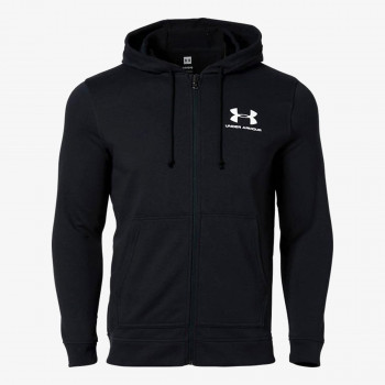 UNDER ARMOUR ODJECA-DUKS-SPORTSTYLE TERRY FZ
