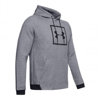 UNDER ARMOUR ODJECA-DUKS-UNSTOPPABLE 2X LOGO HOODIE