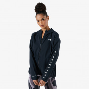 UNDER ARMOUR ODJECA-DUKS-WOVEN HOODED JACKET