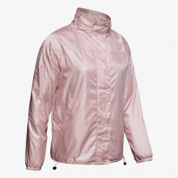 UNDER ARMOUR UNDER ARMOUR UNDER ARMOUR ODJECA DUKS ATHLETE RECOVERY WOVEN IRIDESCENT JACKET