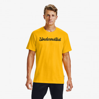 UNDER ARMOUR UNDER ARMOUR UNDER ARMOUR ODJECA MAJICA CURRY EMBROIDERED TEE