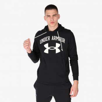 UNDER ARMOUR UA RIVAL TERRY BIG LOGO HD