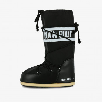 MOON BOOT OBUCA-CIZME-MOON BOOT NYLON BLACK