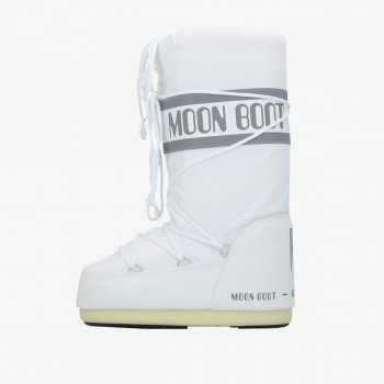 MOON BOOT OBUCA-CIZME-MOON BOOT NYLON WHITE