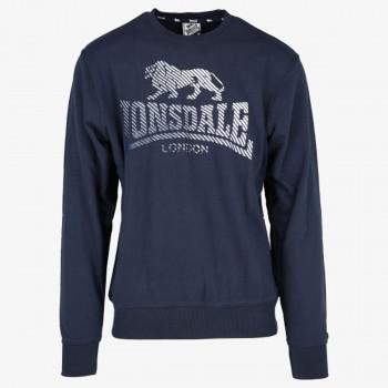 LONSDALE ODJECA-DUKS-LNSD LION F19 SWEAT