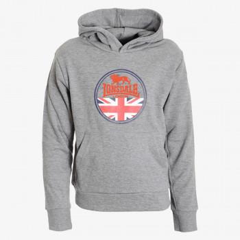 LONSDALE ODJECA-DUKS-LNSD FLAG F19 HOODY B