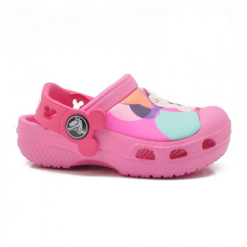 CROCS SANDALE-MINNIE COLORBLOCK CLOG K