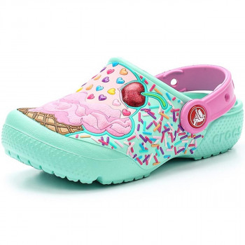 CROCS PAPUCE-CROCS FUN LAB CLOG KIDS 205001