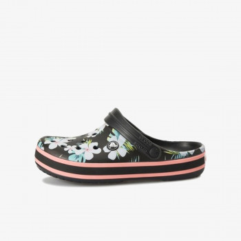 CROCS PAPUCE-CROCS CROCBAND SEASONAL GRAPHIC CLOG